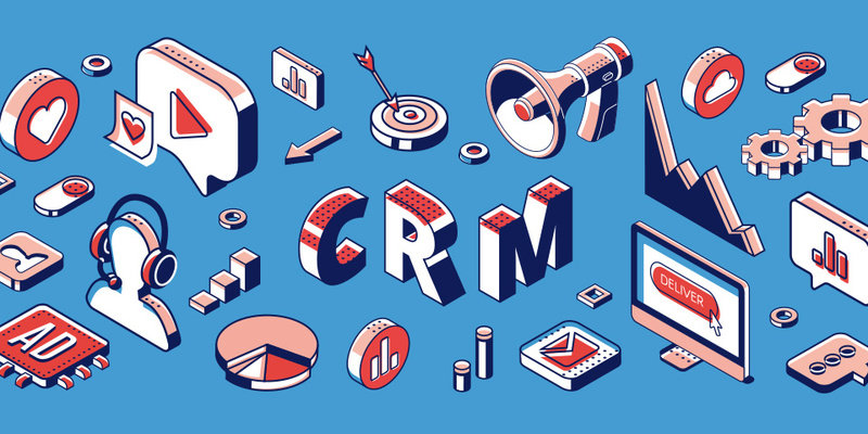 在线crm规范公司业务流程